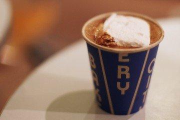 Best Hot Chocolate in New York City: City BAkery