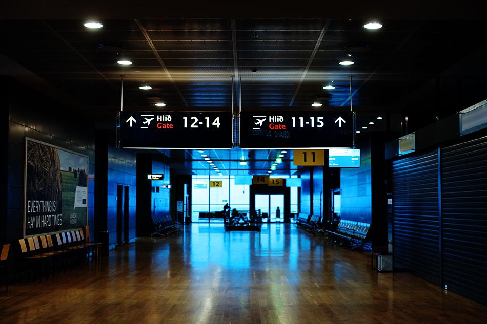 Keflavik  International Iceland Airport