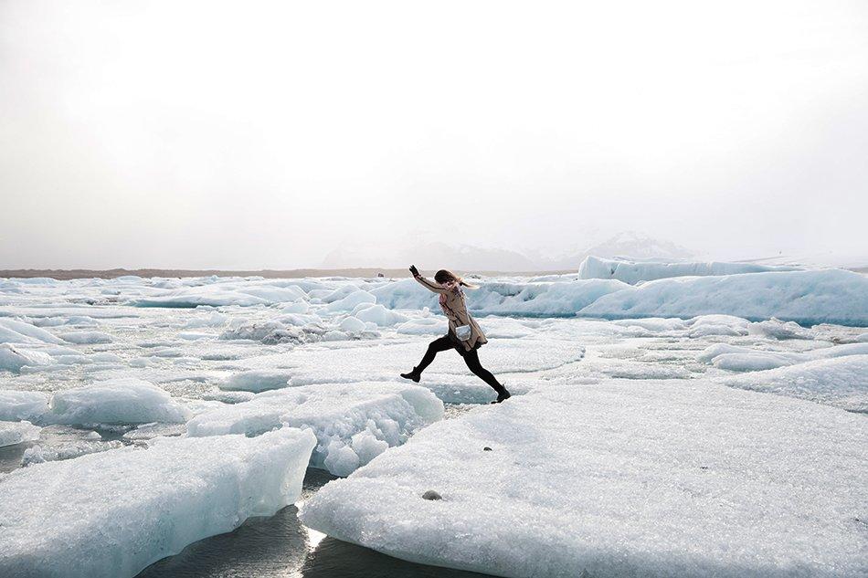 JOKULSARLON GLACIER LAGOON greaseandglamour travel iceland