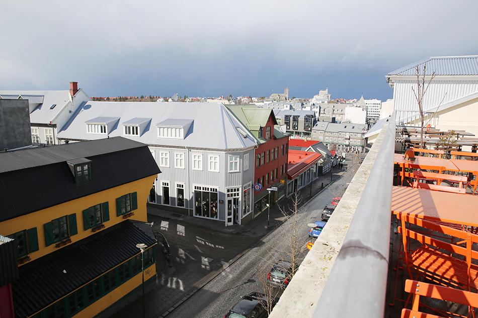 Loft Hostel Reykjavik Iceland
