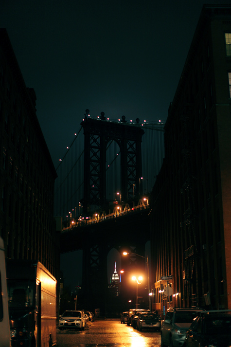 Dumbo Brooklyn Manhattan Bridge