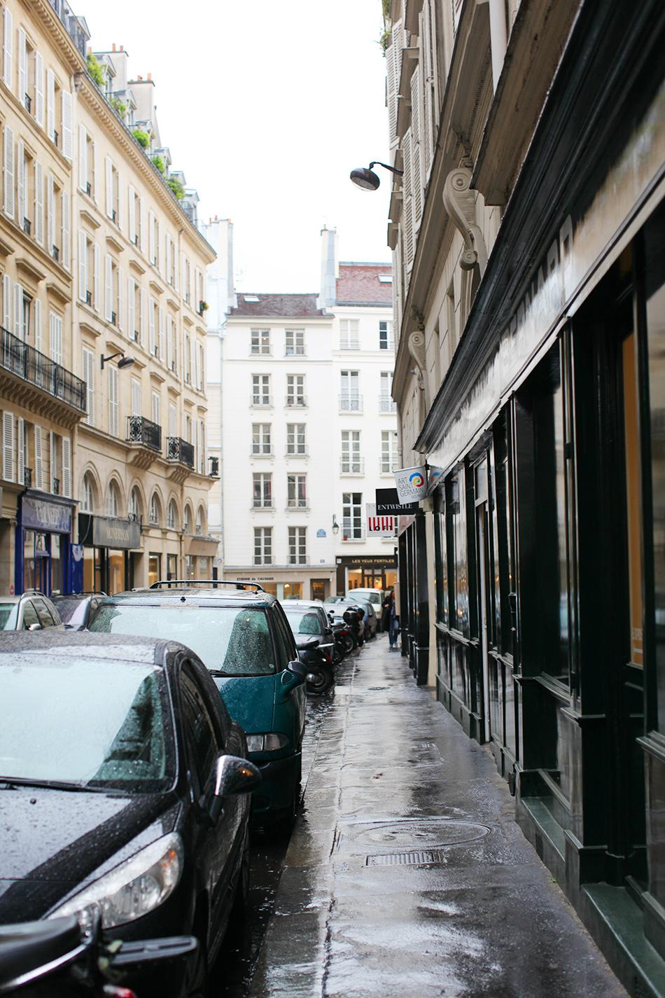 l'hotel paris, france street