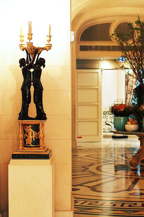 shang ri la paris hotel lobby