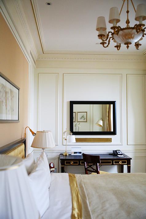 Shangri La Paris Hotel