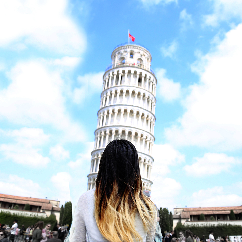 Leaning Tower of Pisa Italy | Grease & Glamour