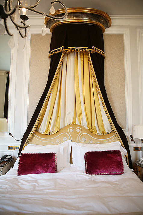 St Regis Hotel| Florence, Italy