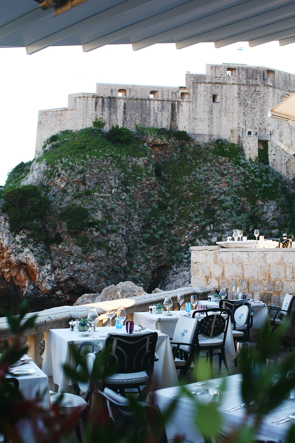 Eating in Dubrovnik, Croatia | Travel | Grease & Glamour