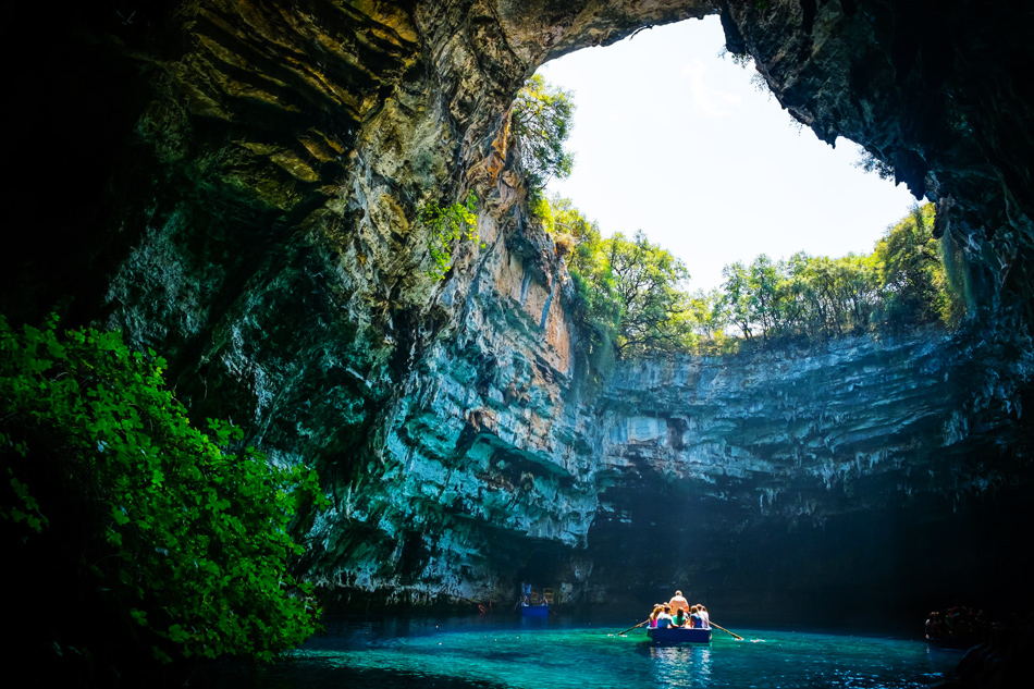 Melissani Cave | Greece | Travel