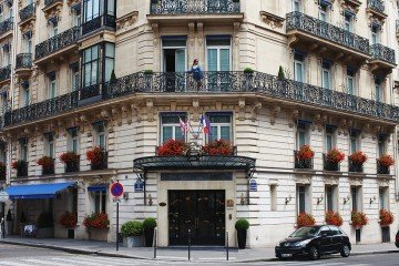 Hotel de la Tremoille, Paris