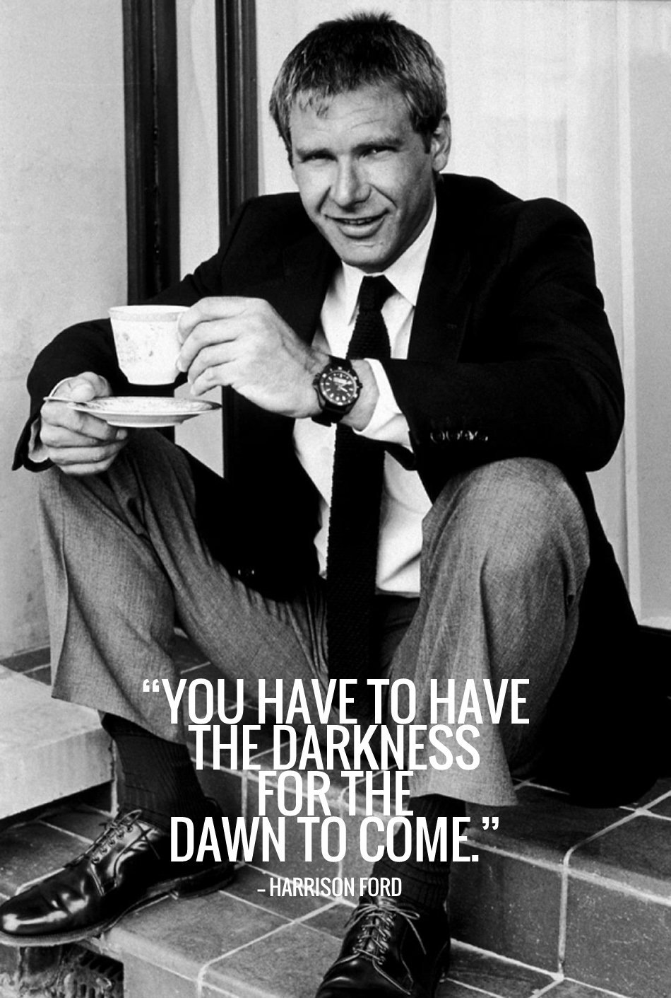 Harrison Ford | Inspirational Quotes | Success