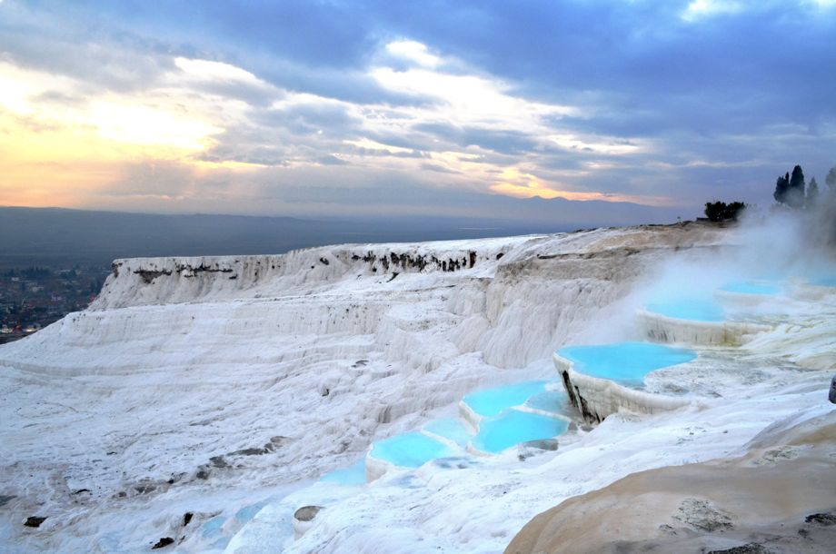 Pamukkale, Turkey | Travel