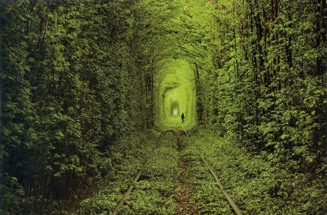 Tunnel of Love | Ukraine | Travel
