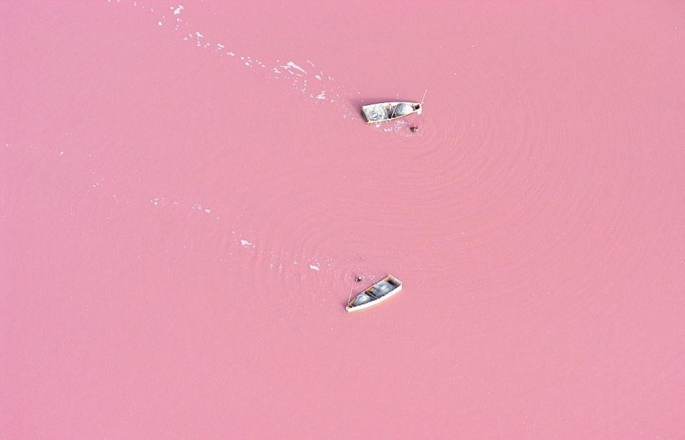 Lake Retba | Senegal | Travel
