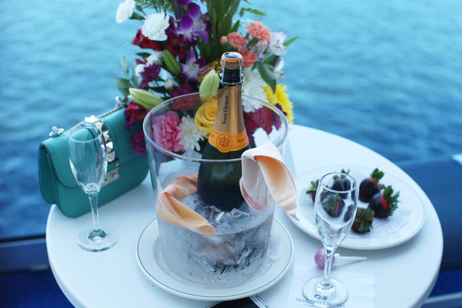 Veuve Cliquot | Princess Cruises