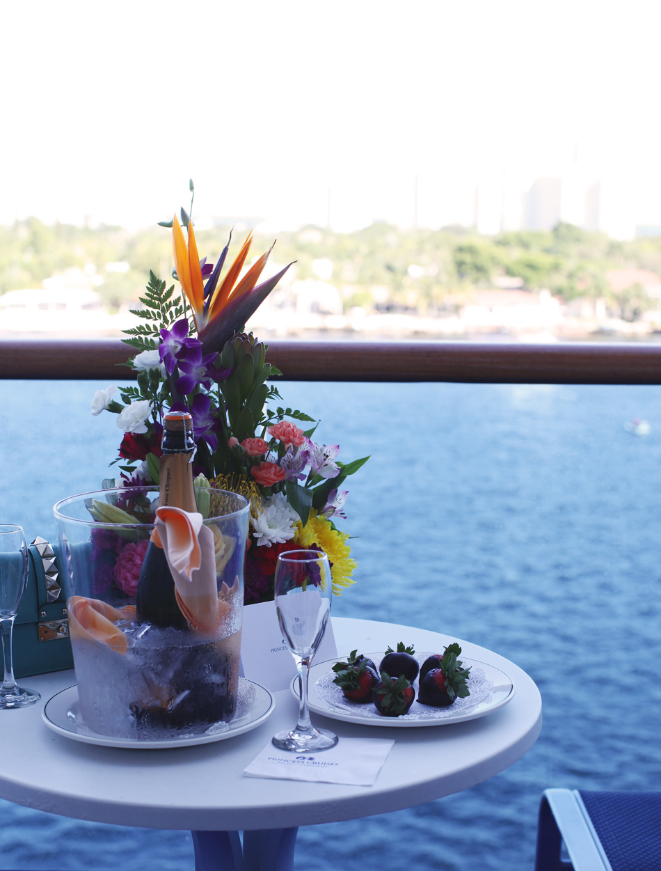 Strawberries and Champagne | Travel