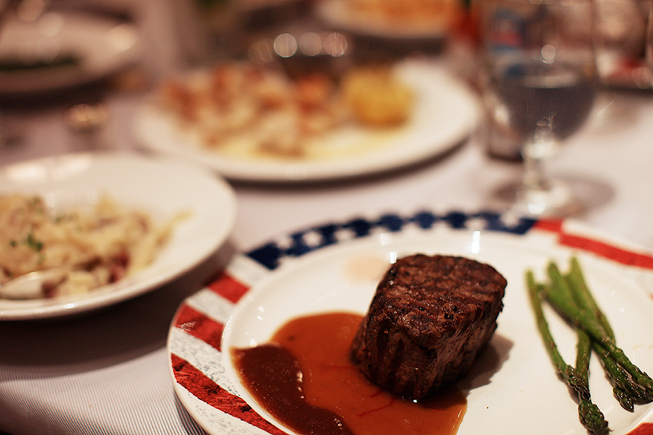 Dinner | Princess Cruises