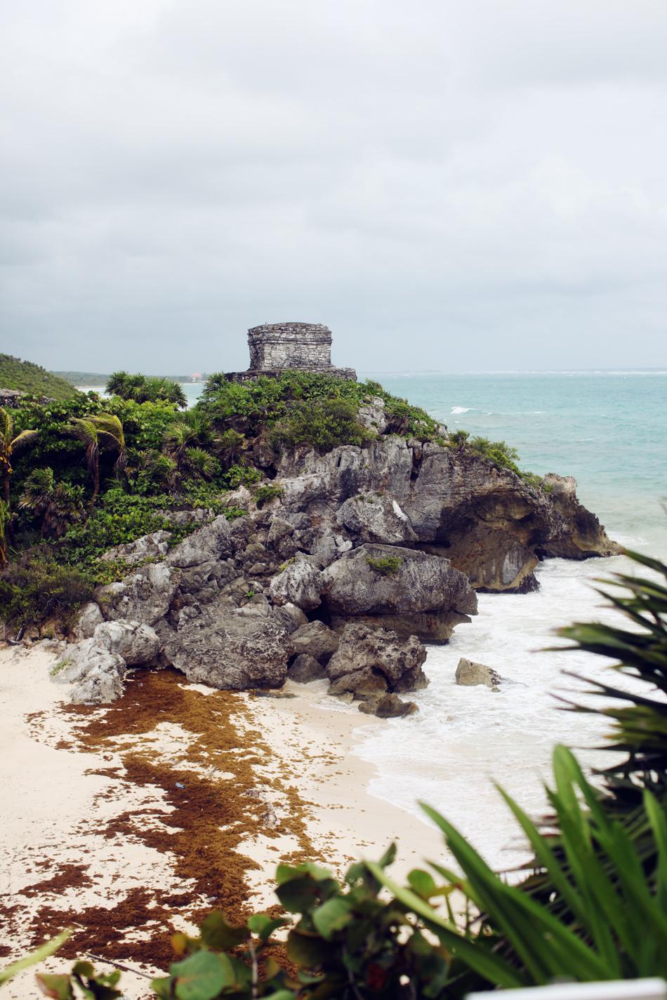Tulum Beach | Mayan Ruins | Travel