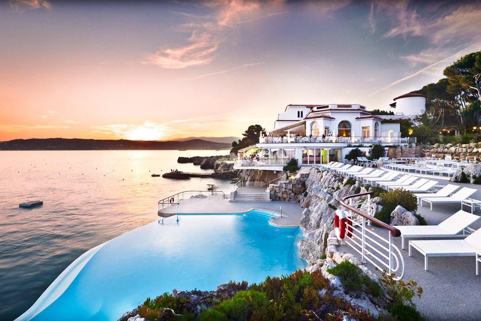 Hotel du Cap Eden Roc, France