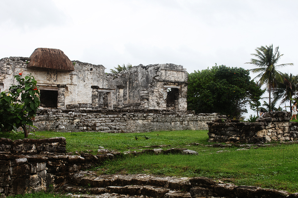 Mayan Ruins, Tulum Mexico | TRAVEL