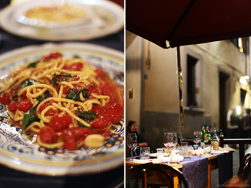 FOOD IN FLORENCE, ITALY | TRAVEL