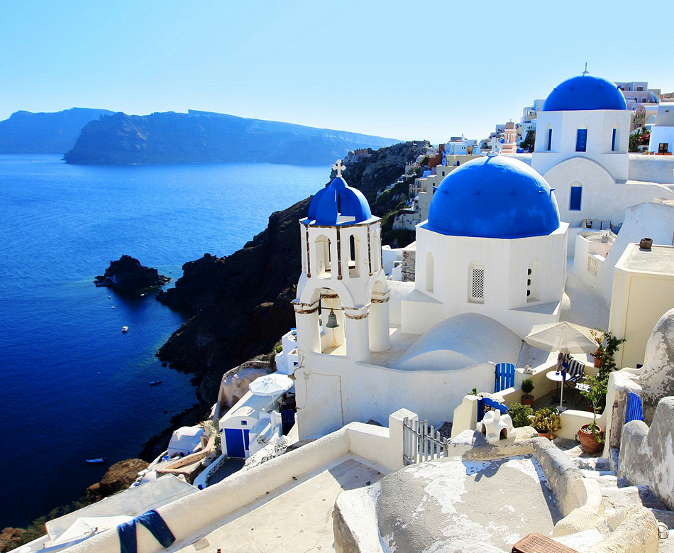 Santorini, Greece | Travel