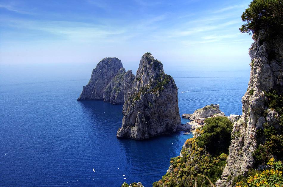 Capri, Italy | TRAVEL