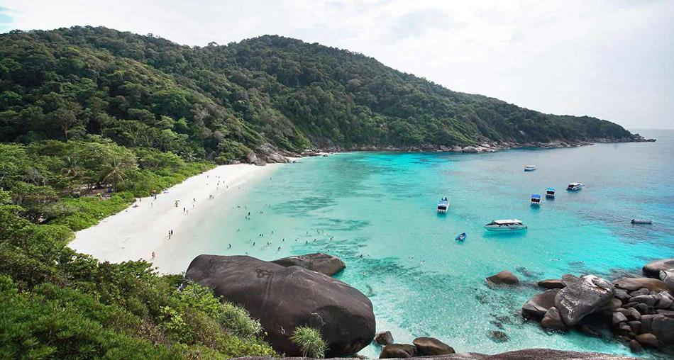 Freedom Beach Thailand