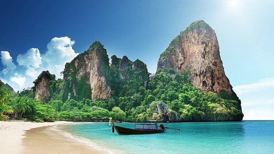 Railay Beach, Thailand | Travel