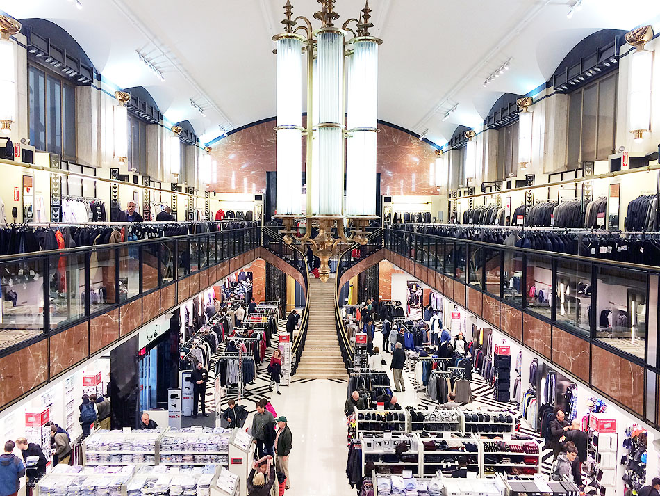 Where to Shop in NYC | Century 21