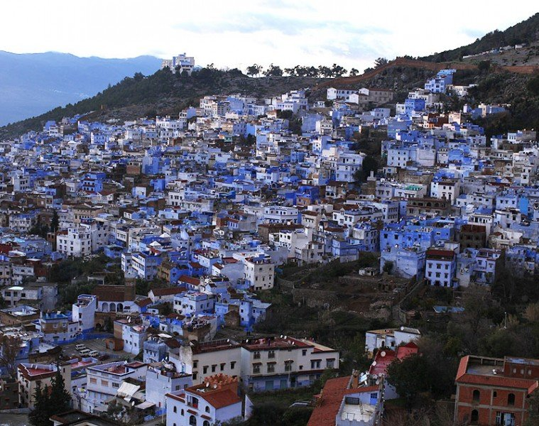 Chefchaoeaun, Morocco