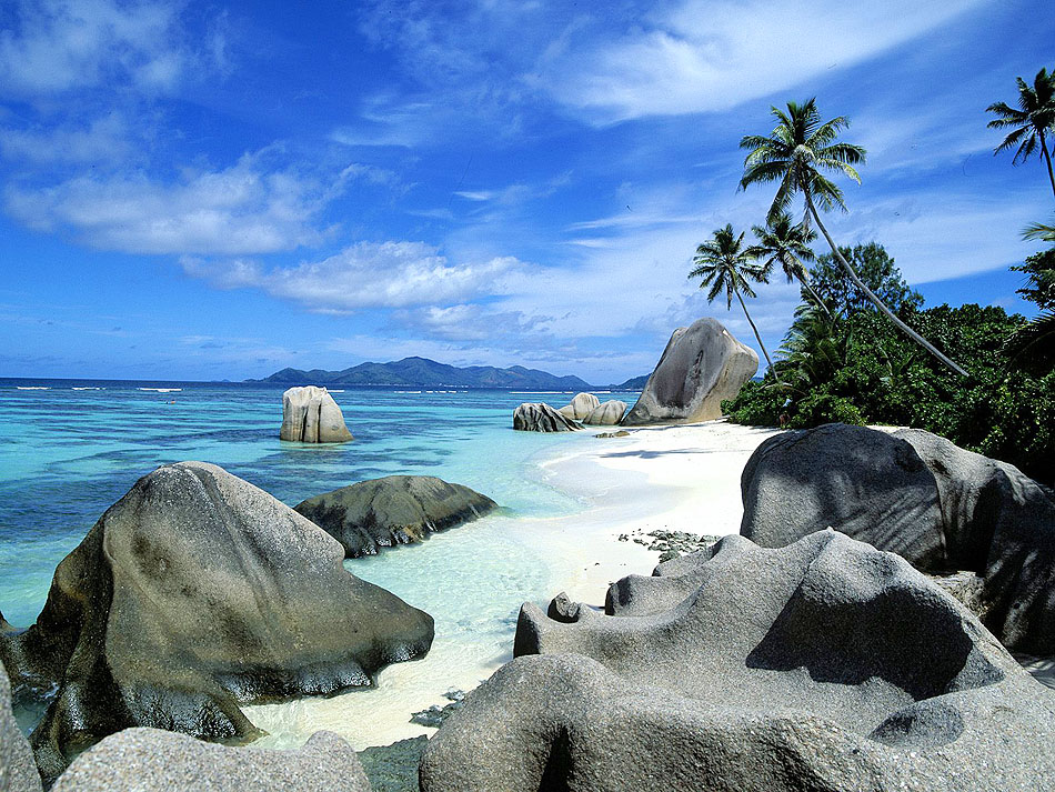 The Most Exotic Beaches In The World | Anse Source d'Argent | Seychelles | Travel