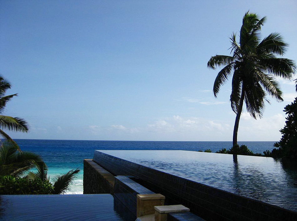 Banyan Tree Hotel, Seychelles