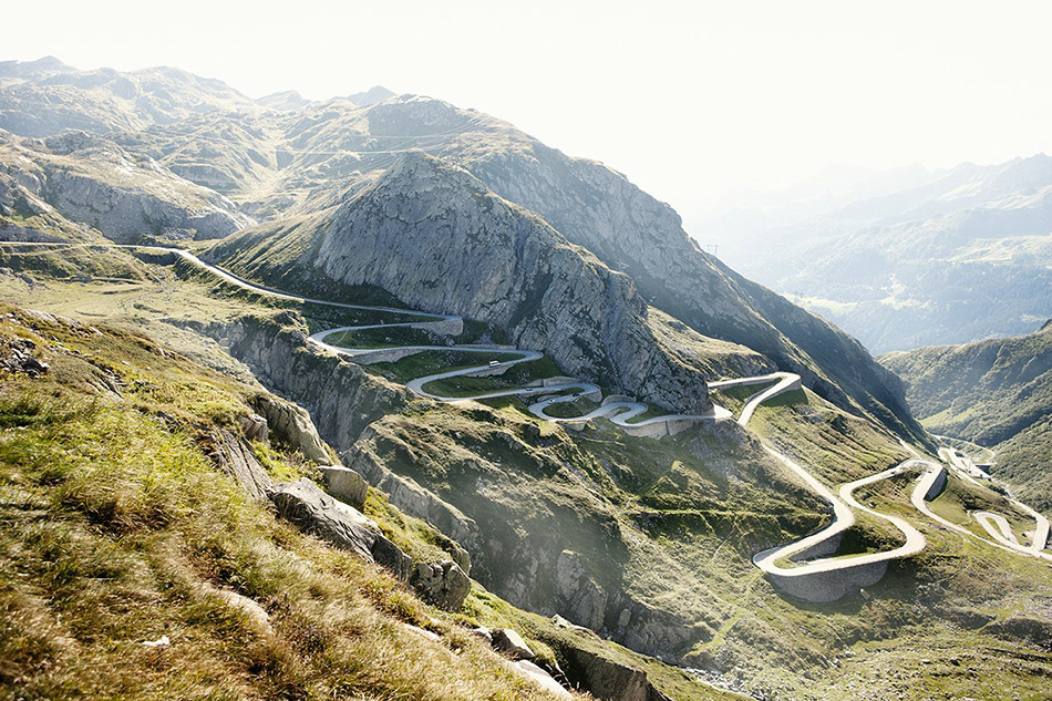 Gotthard Pass, Switzerland | Most Dangerous Roads In The World