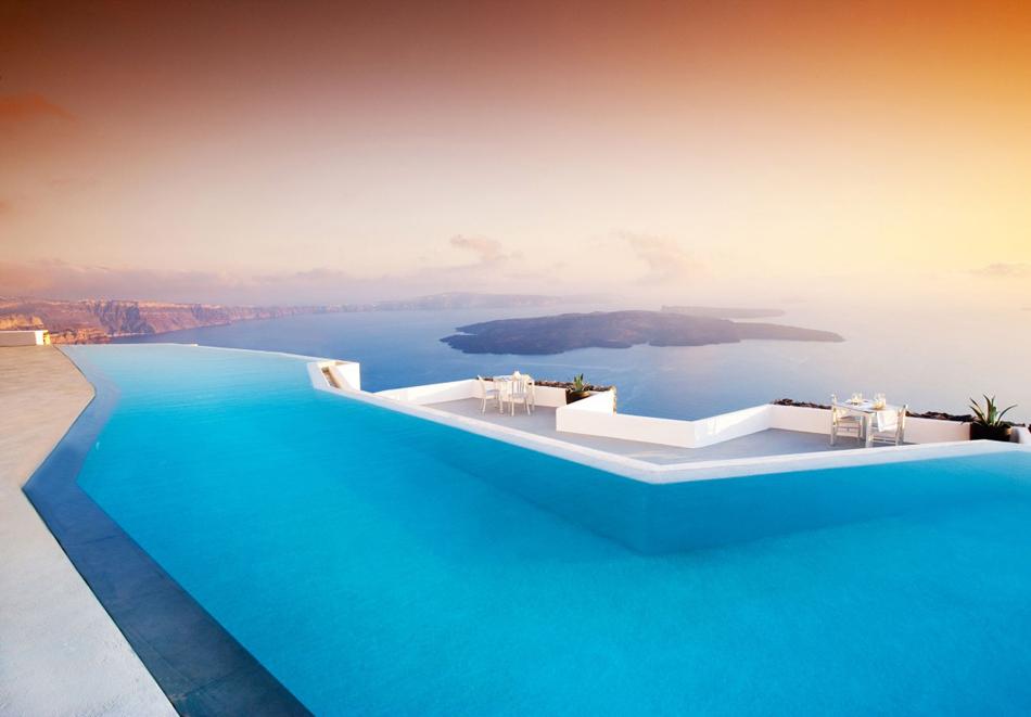 Grace Santorini Hotel Infinity Pool