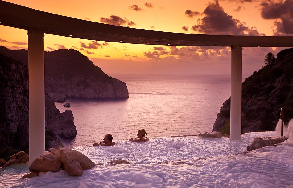 Hotel Hacienda Na Xamena - Ibiza, Spain