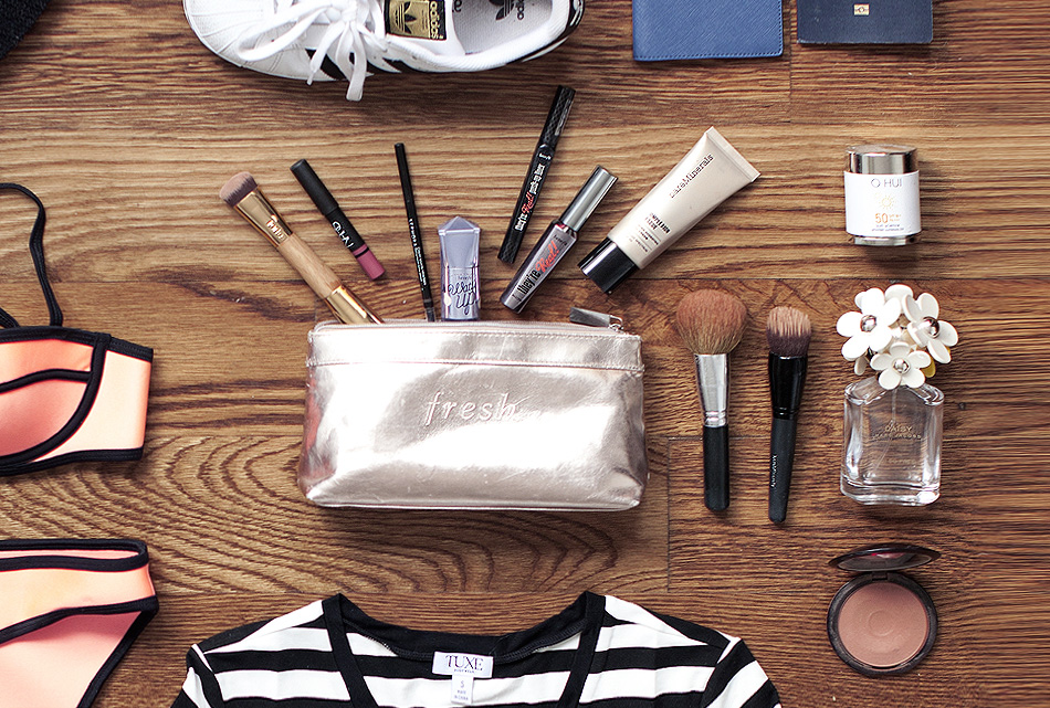 Packing for Summer Travel | beauty