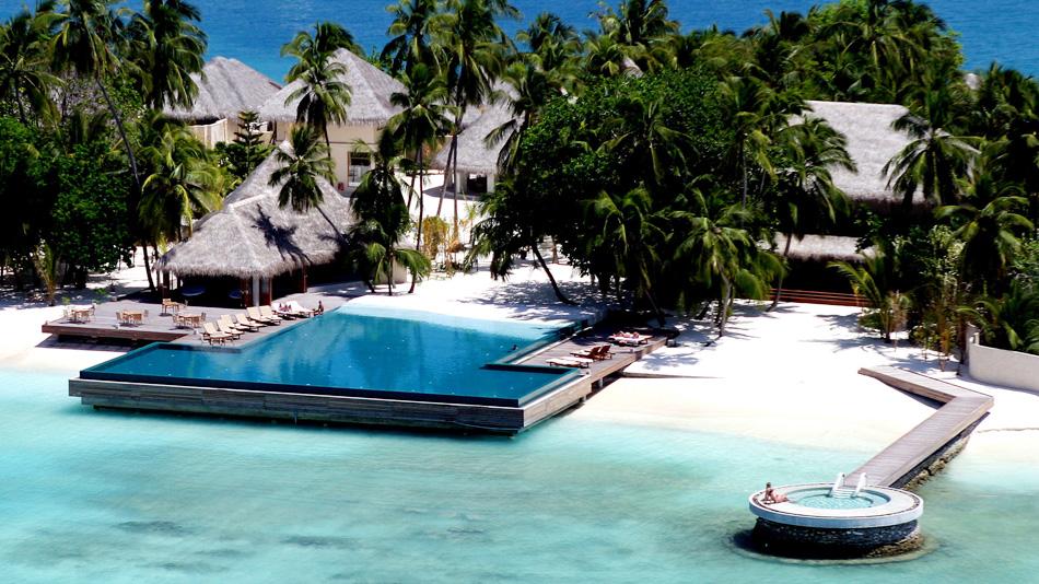 Maldives Huvafen Fushi