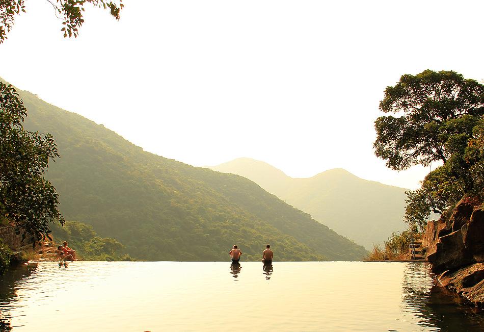 Tai O Lantau Infinity Pool Hong Kong