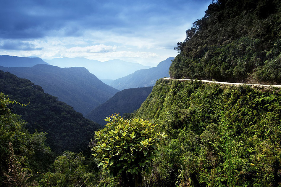Yungas Road, Bolivia | Most Dangerous Roads In The World