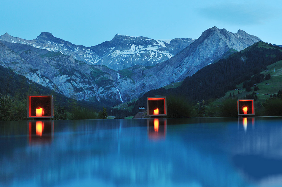 cambrian hotel adelboden infinity pool