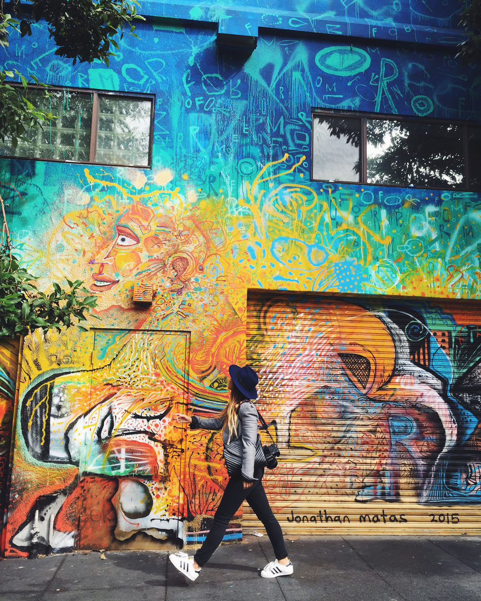 mission district mural san francisco