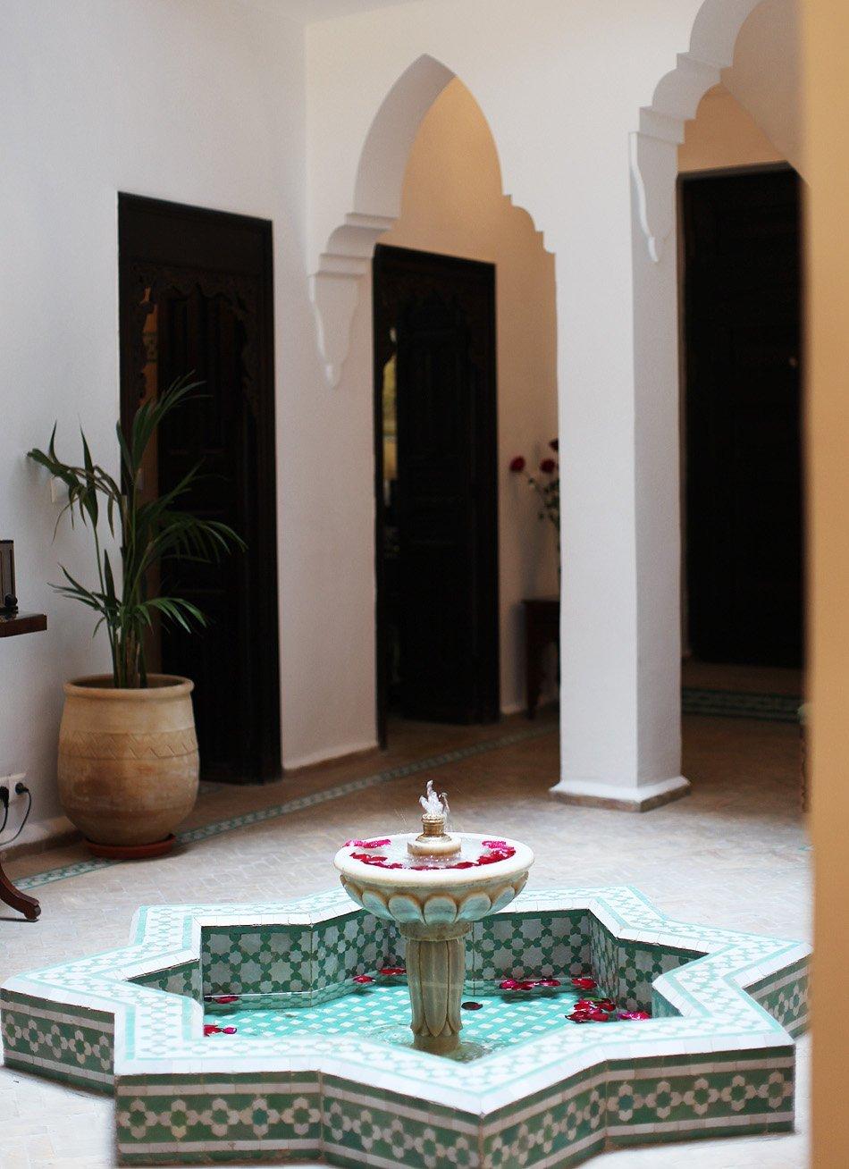 Hotel Maison Blanche, Tangier, Morocco | Travel | #projectinspo