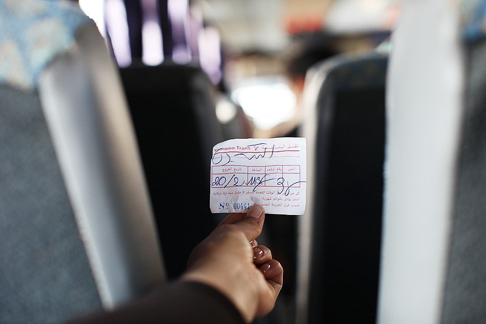 bus from tangier to chefchaoean