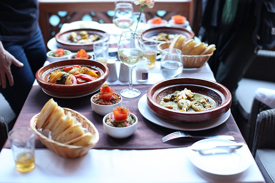 La Maison Arabe Cooking Class | Marrakech, Morocco