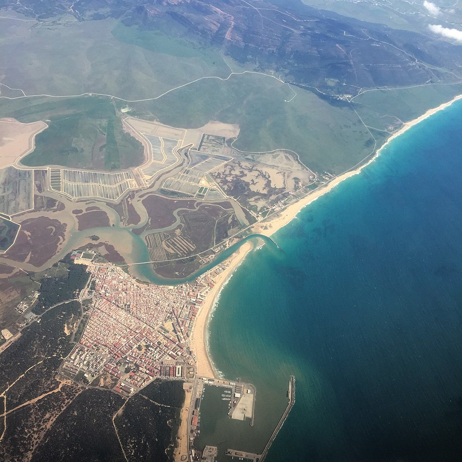 flying into tangier morocco