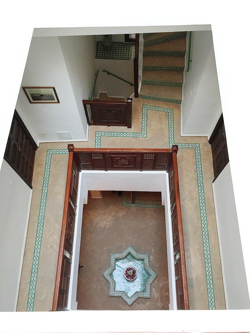 hotel maison blanche tangier morocco