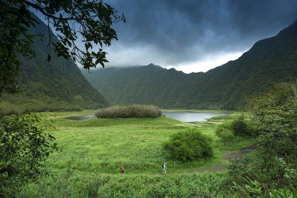 La Réunion National Park on Réunion Island