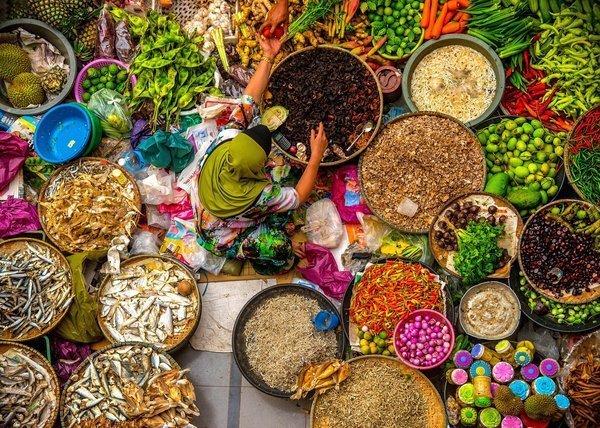Siti Khadijah market, Malaysia | Travel | @projectinspo