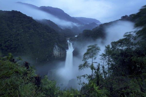 San Rafael Falls, Ecuador