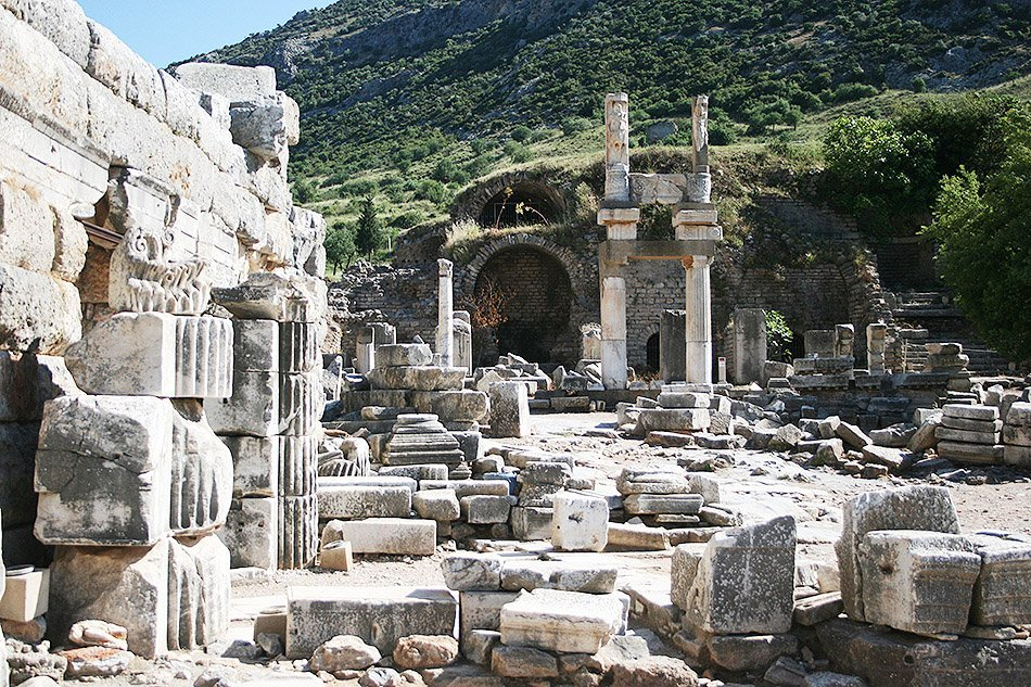 ephesus ruins | turkey | travel | @projectinspo